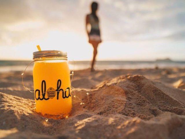 ハワイでインスタ映えするジュース