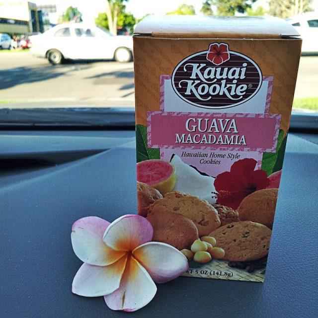ハワイのカウアイクッキー