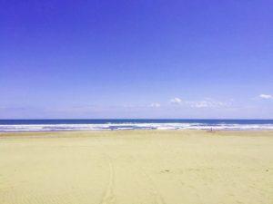 九十九里浜のおすすめの海水浴場