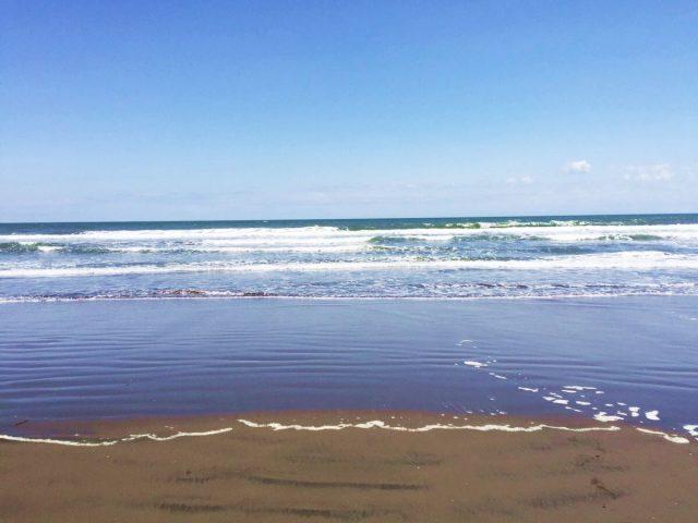 九十九里浜の有名な海水浴場