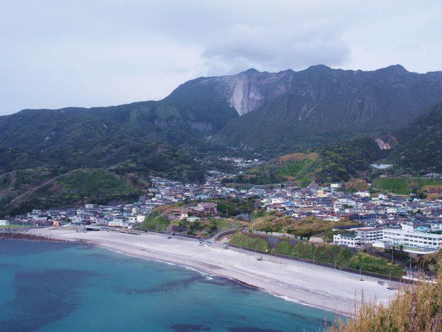 神津島の天上山