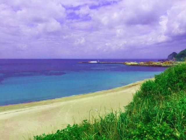 人気な関東の島の海水浴場