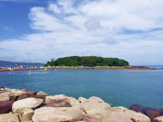 沖ノ島は千葉の無人島
