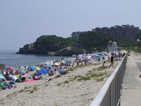 関東にある茨城の海水浴場