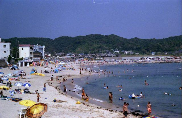 関東の守谷海水浴場