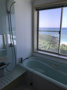 プリシアリゾートヨロンのお風呂の様子