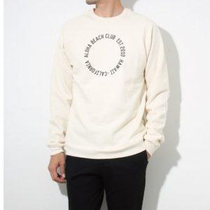 サーフブランドのロングTシャツ
