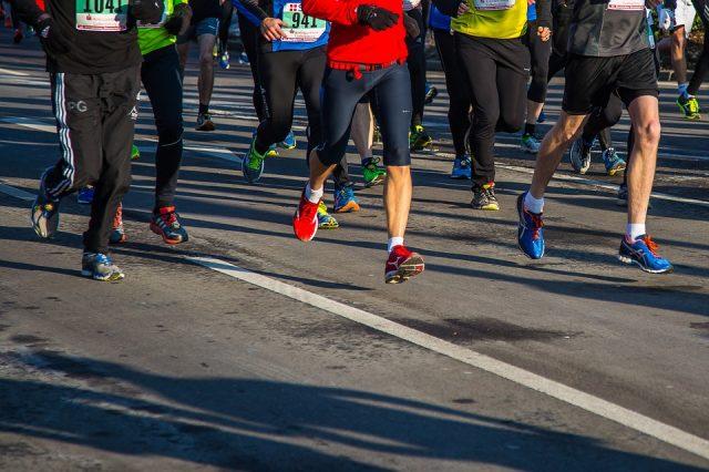 沖縄の冬に開催されるマラソン