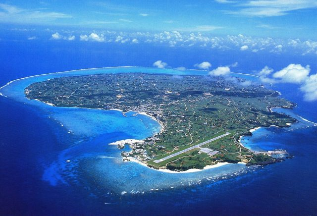 与論島のホテルを紹介