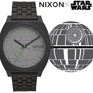 ニクソンとスターウォーズコラボのタイムテラー