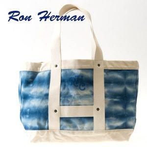 ロンハーマンのタイダイトートバッグ
