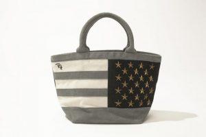ロンハーマンのアメリカントートバッグ