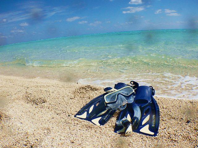 海の持ち物はこれで完璧!忘れ物防止のためのリスト35項目