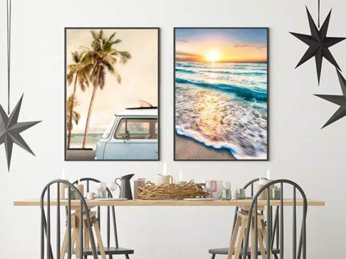 ビーチの人気ポスター