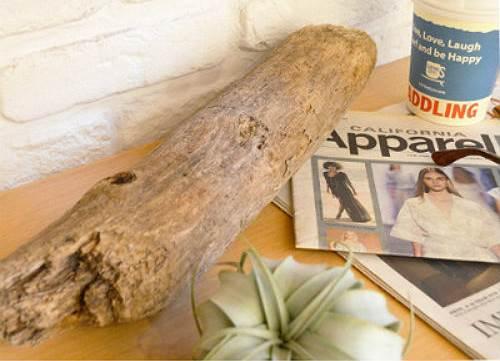 流木インテリアの例