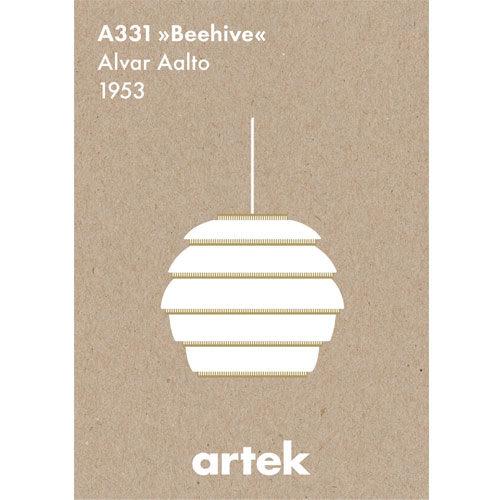 アルテック社の名作のポスター