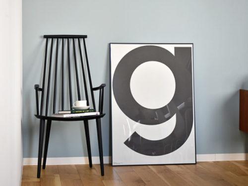 フォント社によるアルファベットのポスター