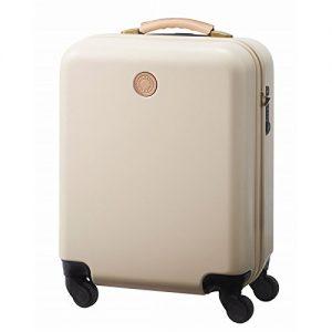 ころんとしててかわいいスーツケース