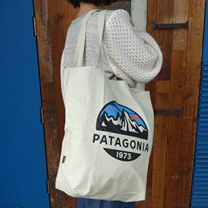 パタゴニアのトートバッグ