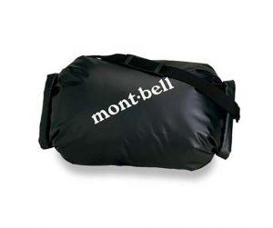 モンベルのドライチューブの防水バッグ