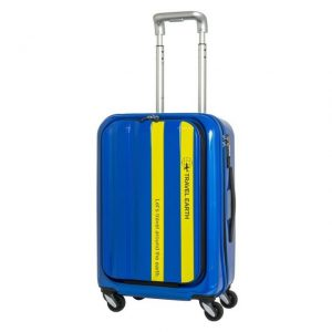 派手かわいいスーツケース
