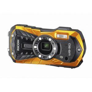 リコーの防水カメラ