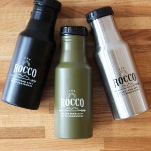 ROCCOのメンズライクなおしゃれ水筒