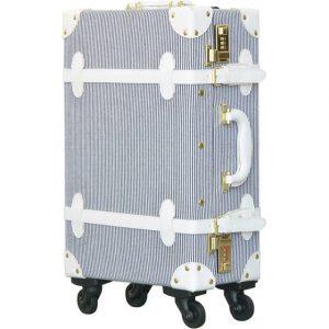 かわいいカラーのスーツケース