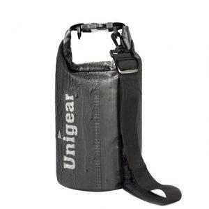ドラム型のシンプルな防水バッグ