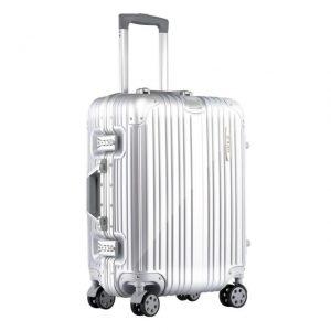 レセナのかわいいスーツケース