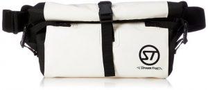 ウエストポーチの防水バッグ