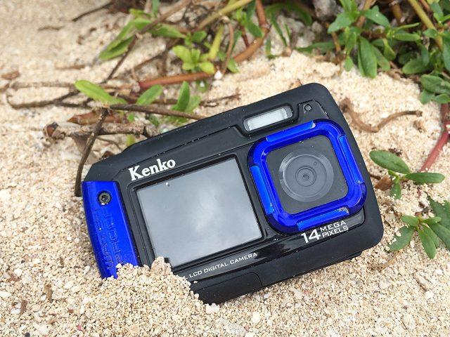 丈夫な防水カメラ