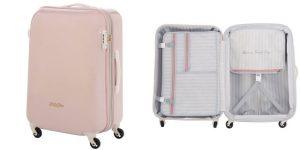 ジュエルロナーズのかわいいスーツケース