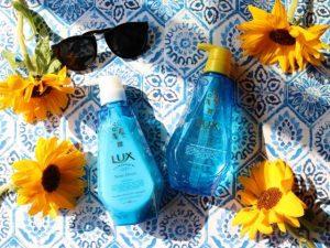 【夏季限定】UVで痛んだ髪・肌をケアする新商品がLUXから登場♡