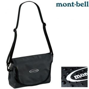 モンベルの防水バッグ