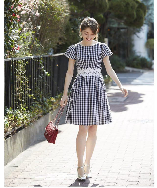 お嬢様っぽいプチプラ通販サイトの服