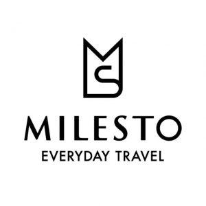 ミレストという可愛いおしゃれなスーツケースブランド