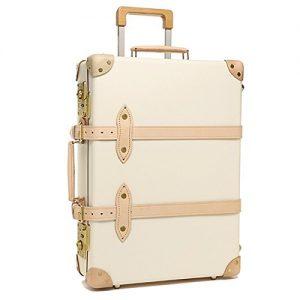 ホワイトのおしゃれスーツケース