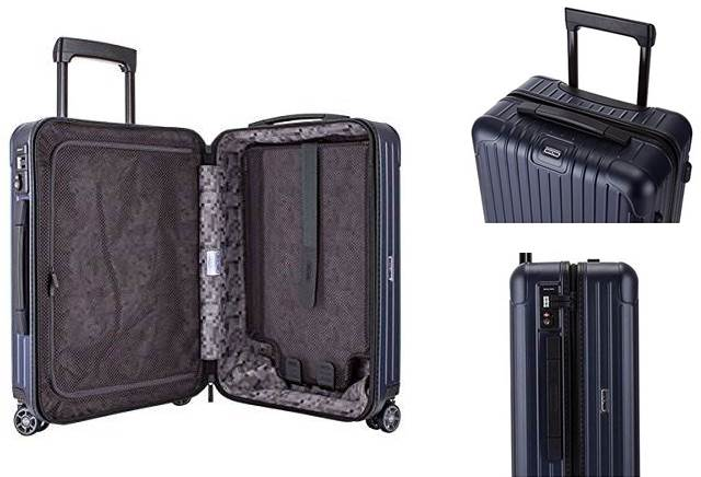 人気なリモワのおしゃれスーツケース