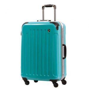 鮮やかな色のおしゃれスーツケース