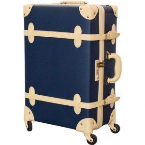 ヴィンテージ風のフィールドアのおしゃれスーツケース