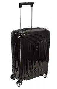 ブラックのおしゃれスーツケース