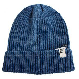 ロンハーマンのインディゴニット帽