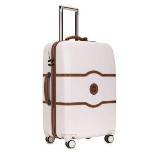 デルセーのおしゃれでレトロなスーツケース