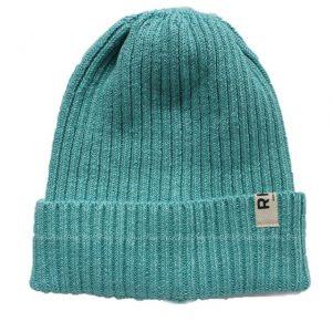 リネン素材のロンハーマンのニット帽