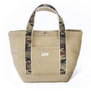 可愛いLeeのミニトートバッグ