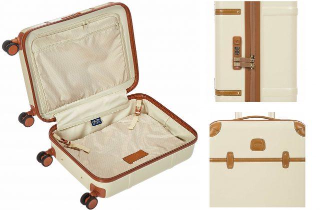 おしゃれでレトロなスーツケース