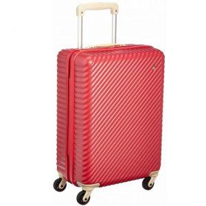 ピンクのおしゃれスーツケース