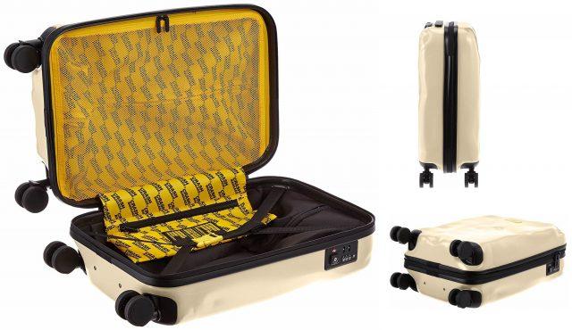 ファンキーでおしゃれなスーツケース