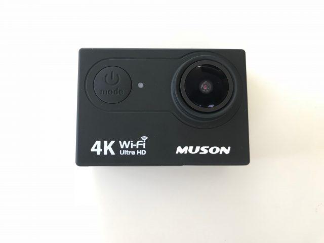 ムソンというアクションカメラ